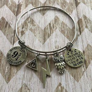Harry Potter Charm Bracelet // *Handmade* // FIRM